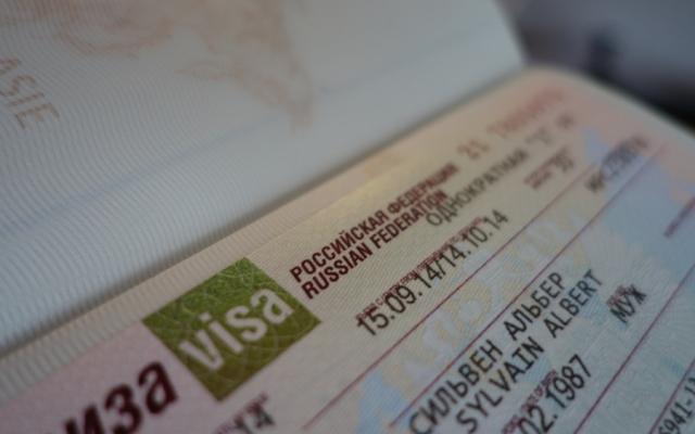 Visas russe et biélorusse en poche, спасибо !