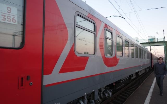 A bord du Riviera Express