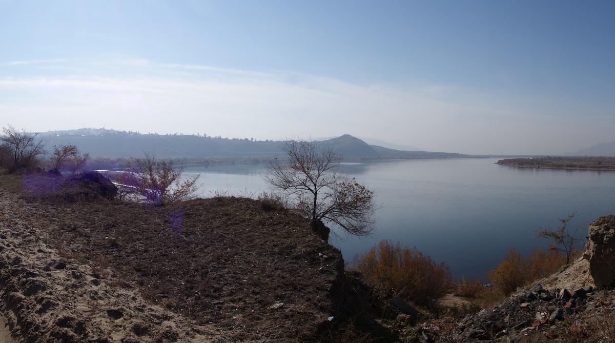 La rivière Selenge