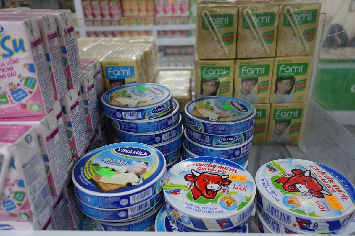 """Enfin un """"rayon"""" de """"fromage"""" au supermarché"""