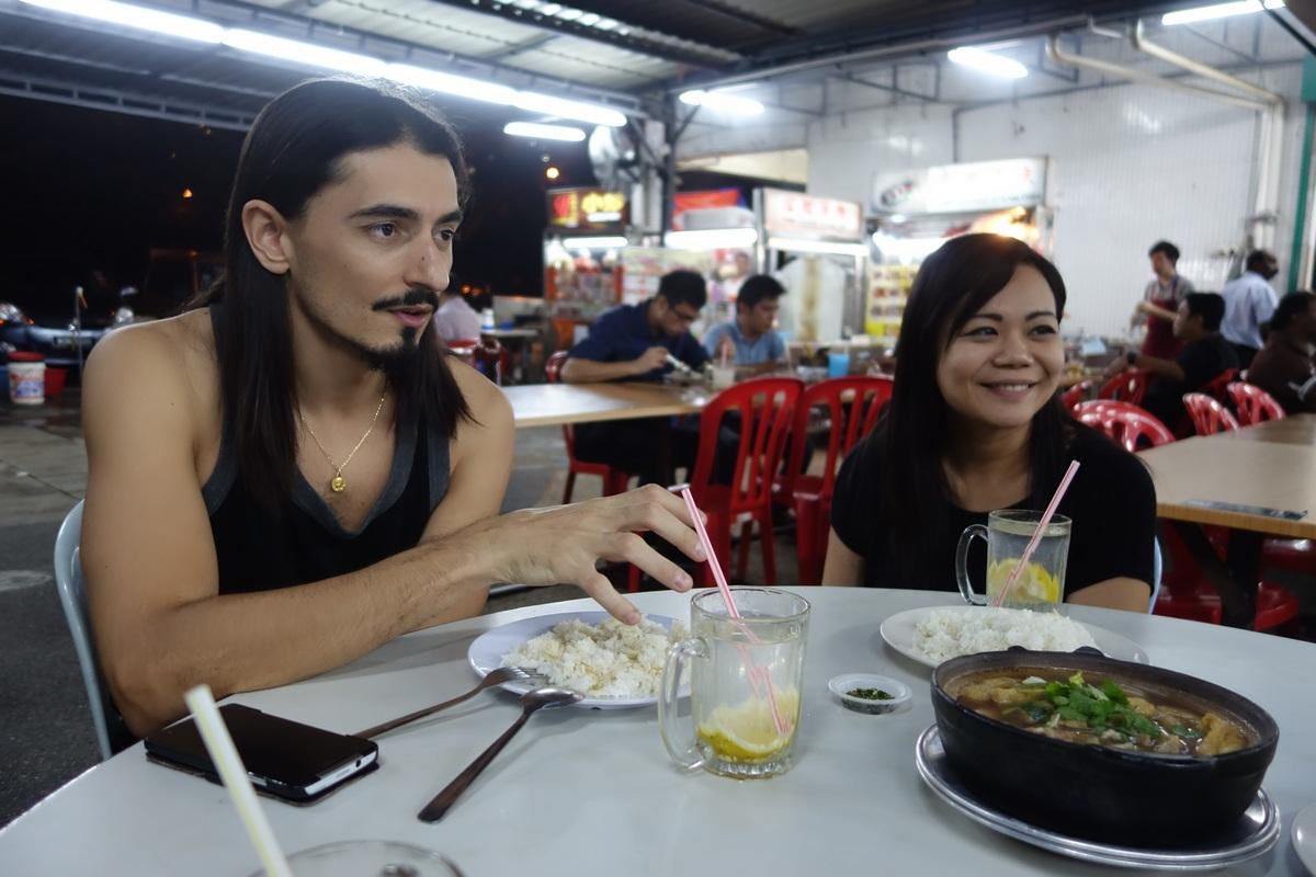 Sook Mei et Christian