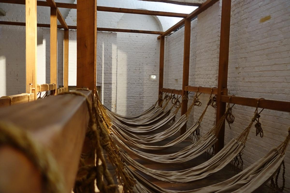 Le musée des anciens détenus
